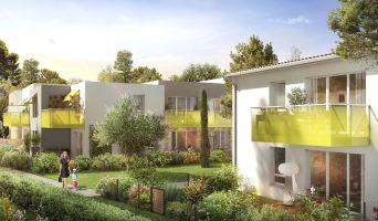 Résidence « Oléane » programme immobilier neuf en Loi Pinel à Montpellier n°2