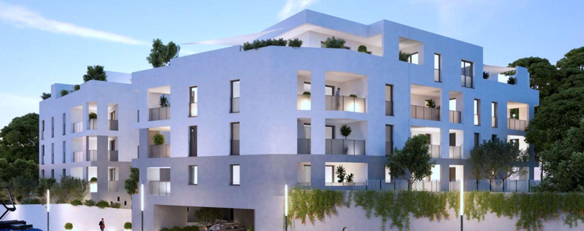 Montpellier : programme immobilier neuve « Oréa » en Loi Pinel (2)