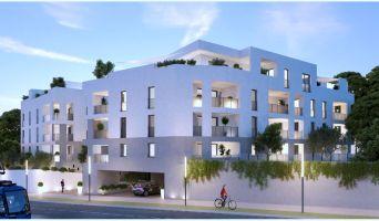 Résidence « Oréa » programme immobilier neuf en Loi Pinel à Montpellier n°2