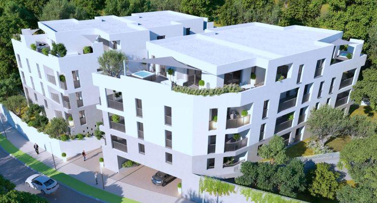 Photo du Résidence « Oréa » programme immobilier neuf en Loi Pinel à Montpellier