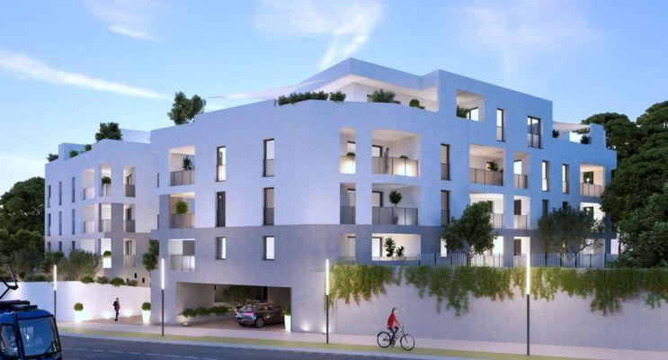 Photo n°2 du Résidence « Oréa » programme immobilier neuf en Loi Pinel à Montpellier