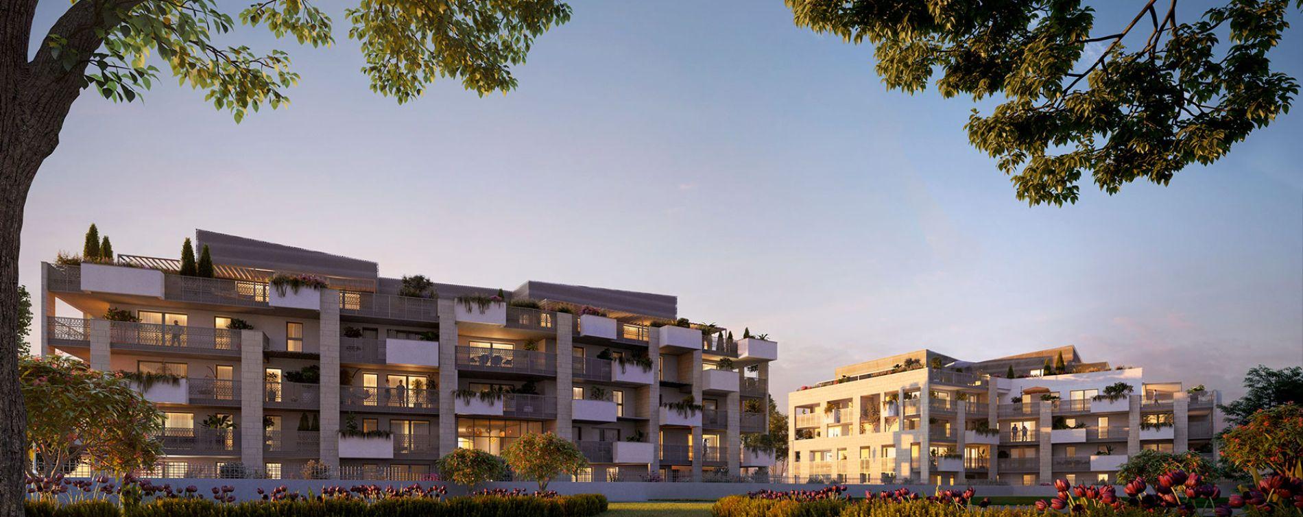 Résidence Organza à Montpellier