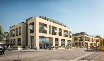 Résidence « Organza » programme immobilier neuf en Loi Pinel à Montpellier n°2