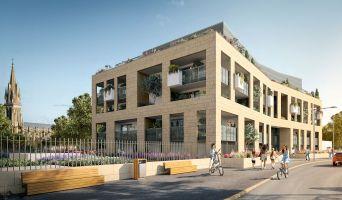 Résidence « Organza » programme immobilier neuf en Loi Pinel à Montpellier n°4