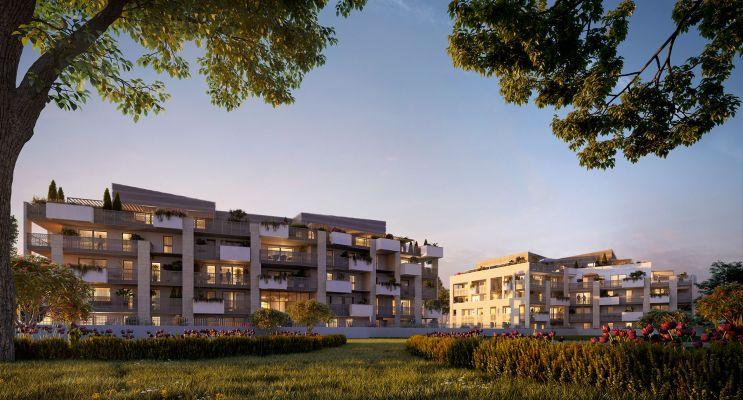 Résidence « Organza » programme immobilier neuf en Loi Pinel à Montpellier n°3