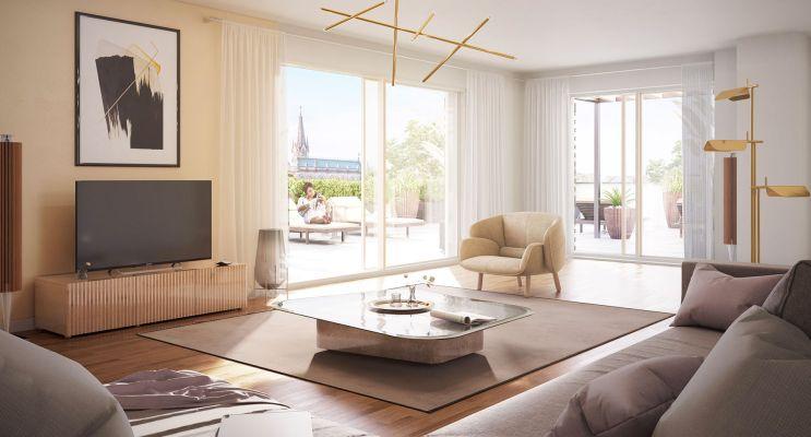 Résidence « Organza » programme immobilier neuf en Loi Pinel à Montpellier n°5