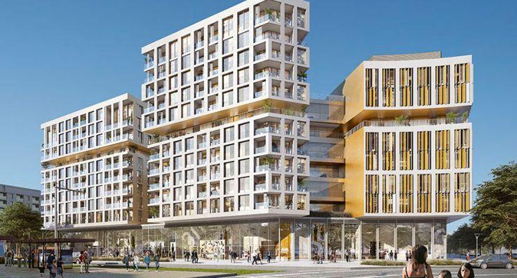 Photo du Résidence «  n°210439 » programme immobilier neuf en Loi Pinel à Montpellier
