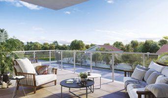 Montpellier : programme immobilier neuf « Passerelle(s) » en Loi Pinel