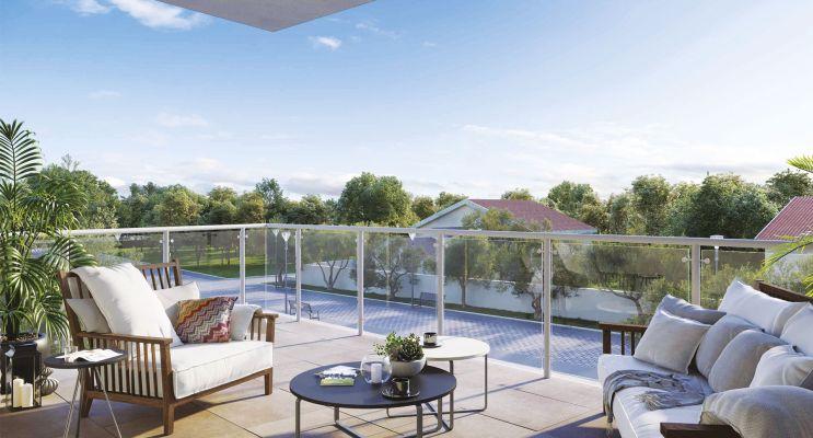 Photo du Résidence « Passerelle(s) » programme immobilier neuf en Loi Pinel à Montpellier
