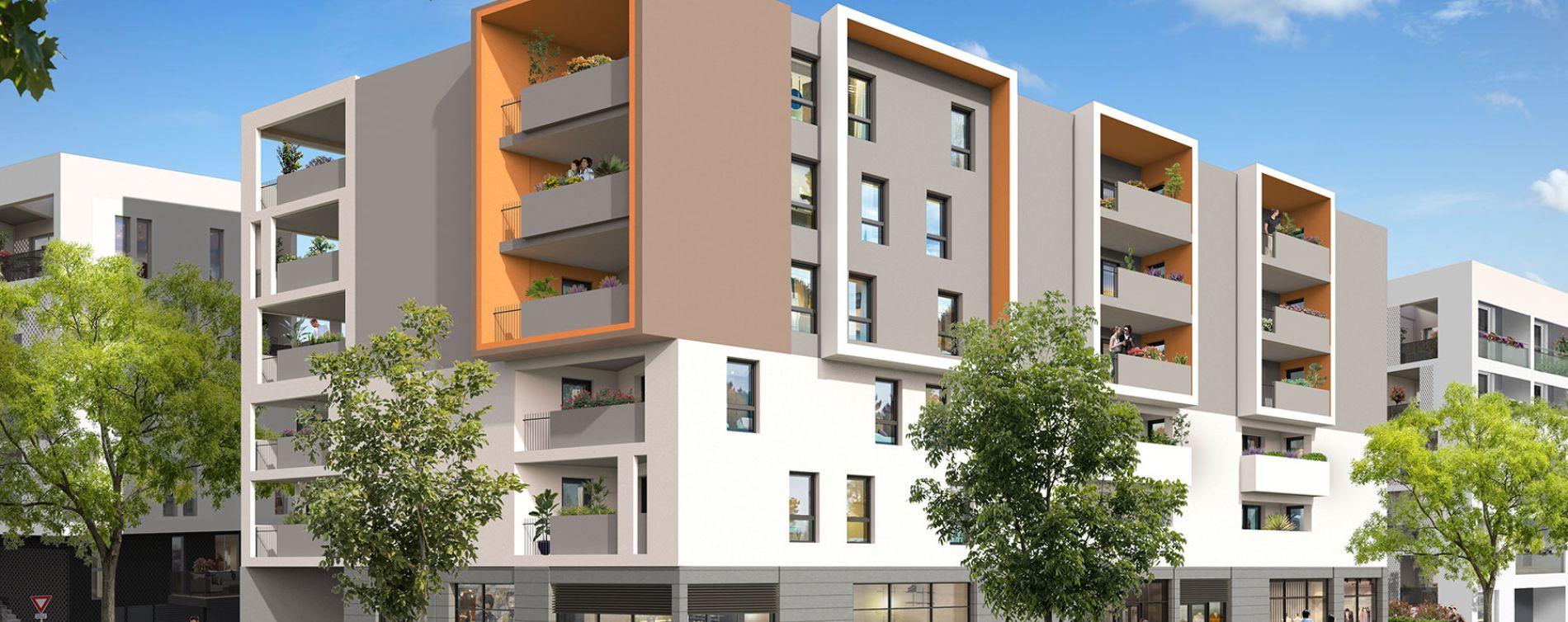 Montpellier : programme immobilier neuve « Pavillon des Arts »