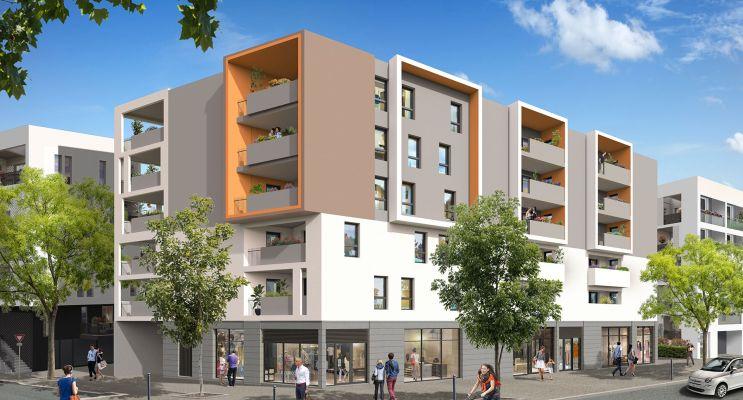 Montpellier : programme immobilier neuf « Pavillon des Arts » en Loi Pinel