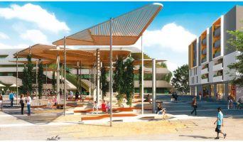 Photo du Résidence « Pavillons des Arts » programme immobilier neuf en Loi Pinel à Montpellier
