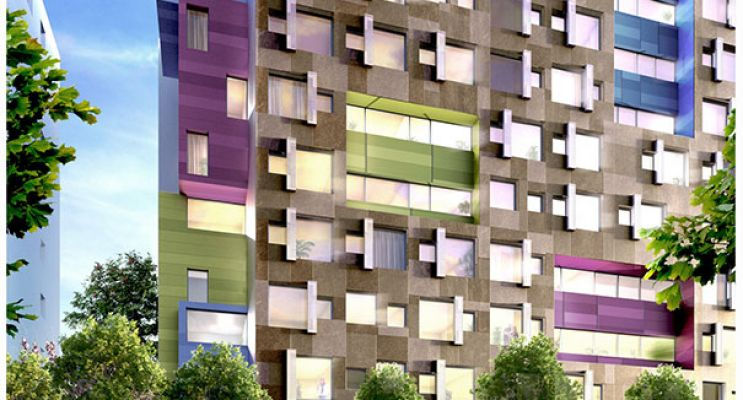 Photo du Résidence « Petit Train » programme immobilier neuf à Montpellier