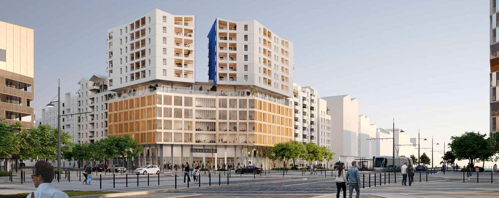 Résidence Prism à Montpellier