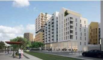 Photo n°3 du Résidence « Prism » programme immobilier neuf en Loi Pinel à Montpellier