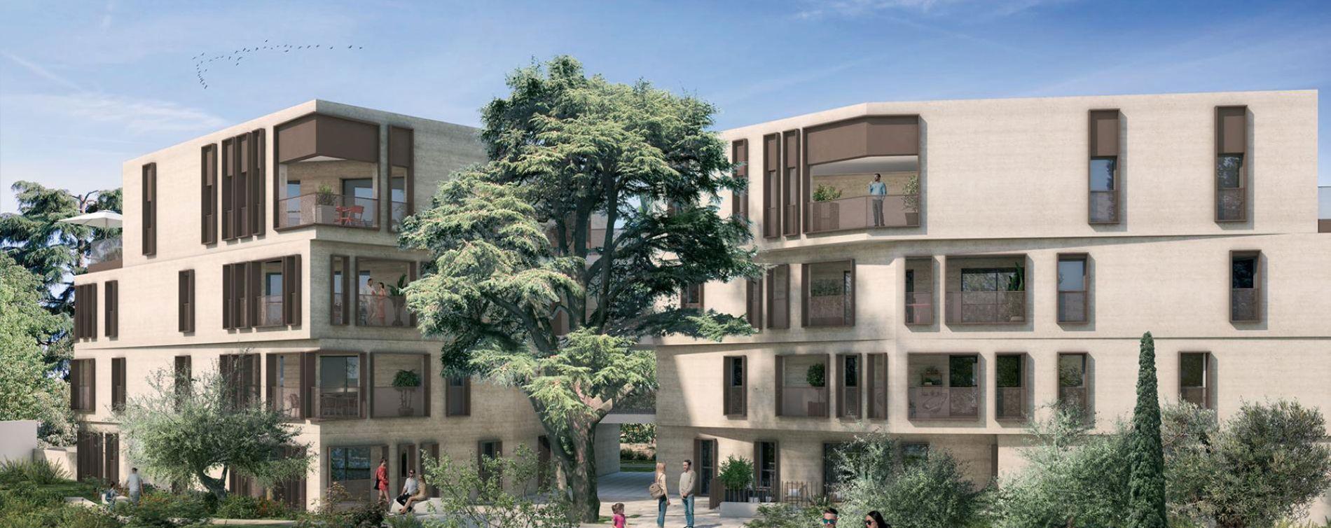 Montpellier : programme immobilier neuve « Promesse » en Loi Pinel
