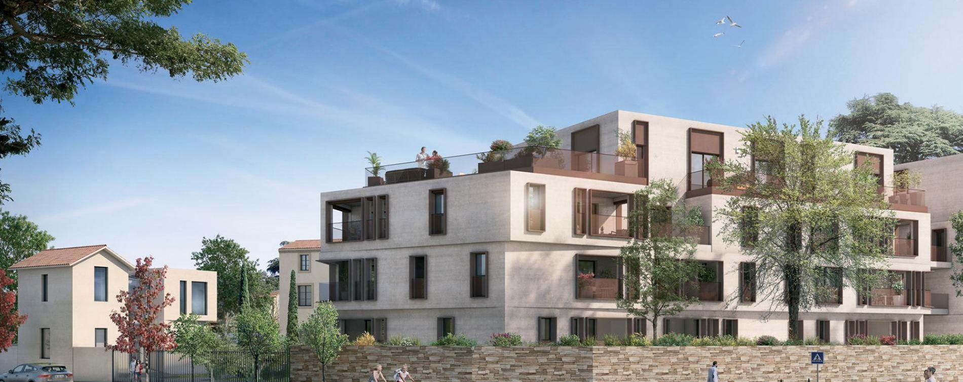 Montpellier : programme immobilier neuve « Promesse » en Loi Pinel (2)