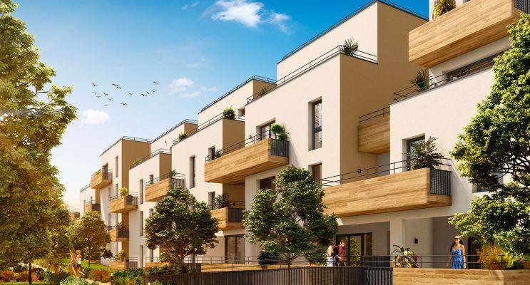 Photo du Résidence «  n°214584 » programme immobilier neuf en Loi Pinel à Montpellier