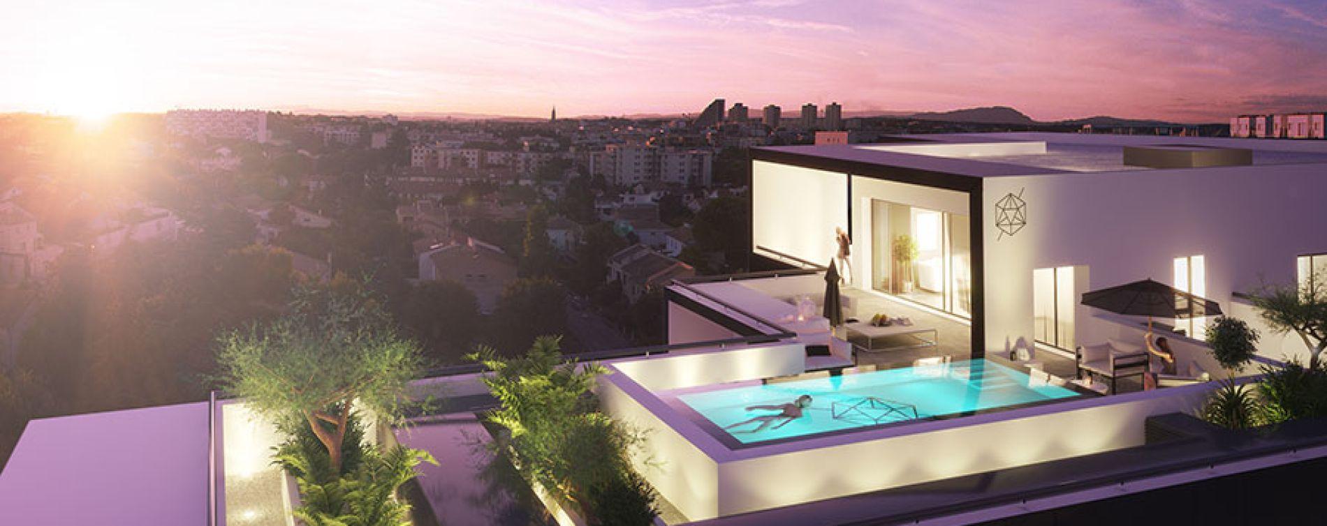 Résidence Skyway à Montpellier