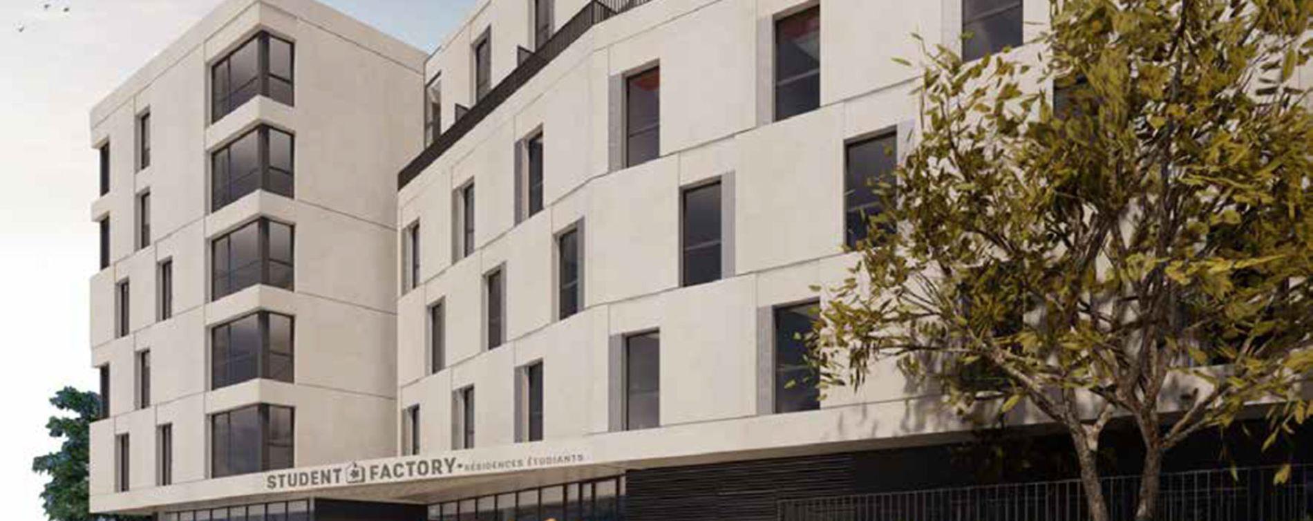 Résidence Student Factory à Montpellier