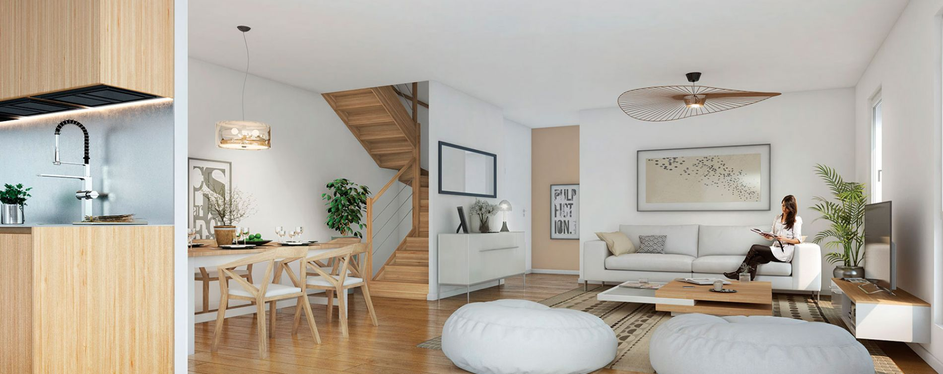Montpellier : programme immobilier neuve « Urban Nova » (3)