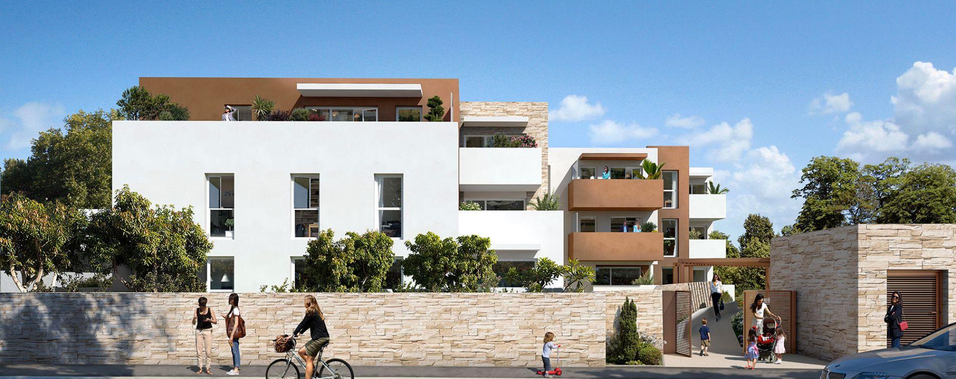 Résidence Villa des Grèzes à Montpellier