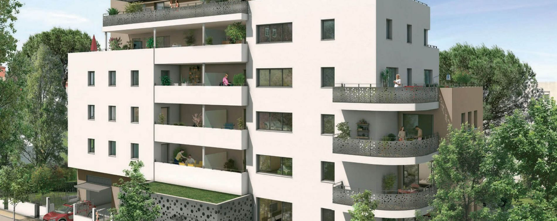 Résidence Villa Emma à Montpellier