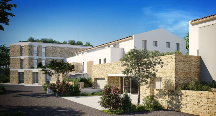 Photo du Résidence « Domaine de Restinclia » programme immobilier neuf à Restinclières