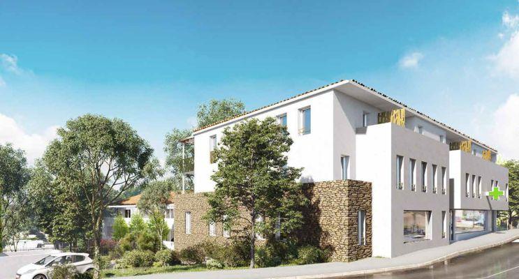 Saint-Aunès : programme immobilier neuf « Venezia » en Loi Pinel