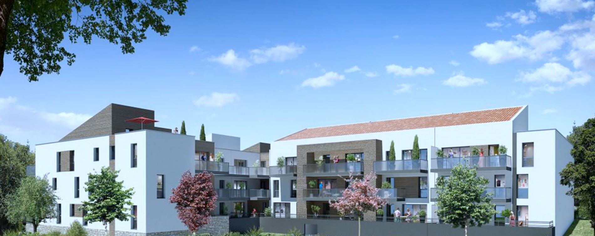 Résidence Villa Romarin à Saint-Brès