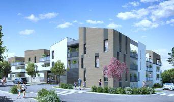 Saint-Brès : programme immobilier neuf «  n°216420 » en Loi Pinel