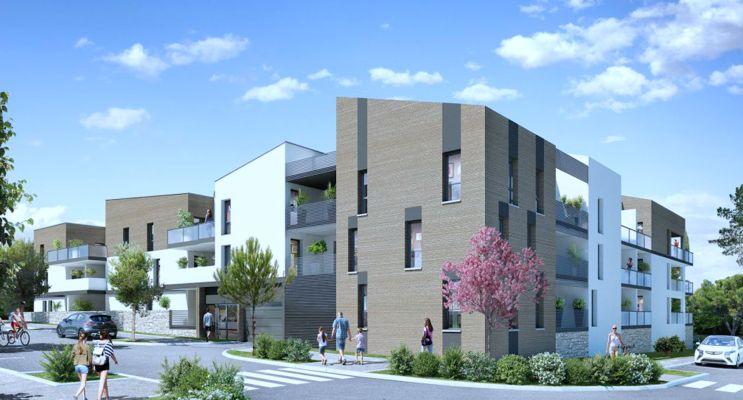 Photo du Résidence «  n°216420 » programme immobilier neuf en Loi Pinel à Saint-Brès