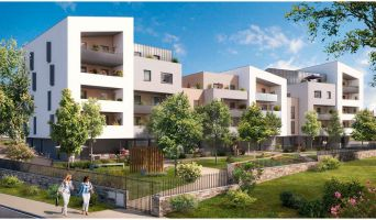Photo du Résidence « Côté Village » programme immobilier neuf en Loi Pinel à Saint-Jean-de-Védas