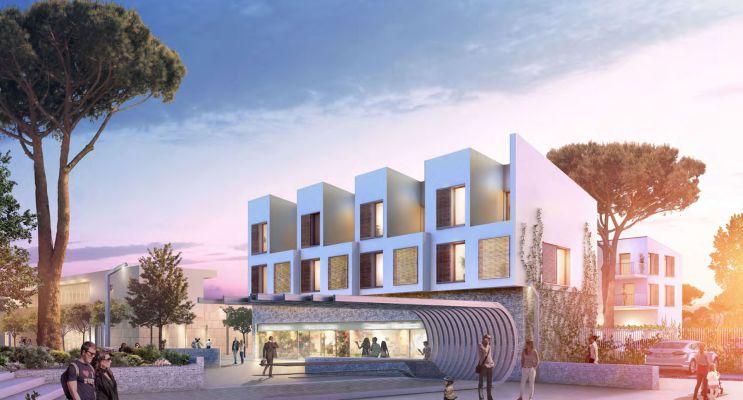 Photo du Résidence « Hestia » programme immobilier neuf en Loi Pinel à Saint-Jean-de-Védas