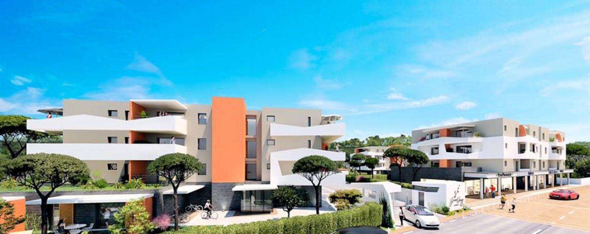 Résidence Grand Large - Bât. B-C-D à Sérignan