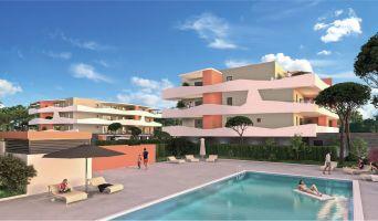 Photo du Résidence « Grand Large - Bât. B-C-D » programme immobilier neuf en Loi Pinel à Sérignan