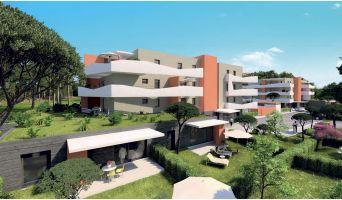 Photo n°2 du Résidence « Grand Large - Bât. B-C-D » programme immobilier neuf en Loi Pinel à Sérignan