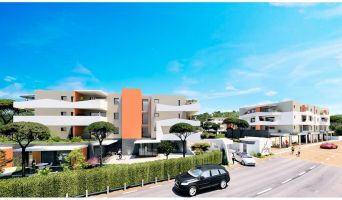 Photo n°3 du Résidence « Grand Large - Bât. B-C-D » programme immobilier neuf en Loi Pinel à Sérignan