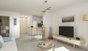 Photo n°2 du Résidence « La Dune » programme immobilier neuf à Sérignan