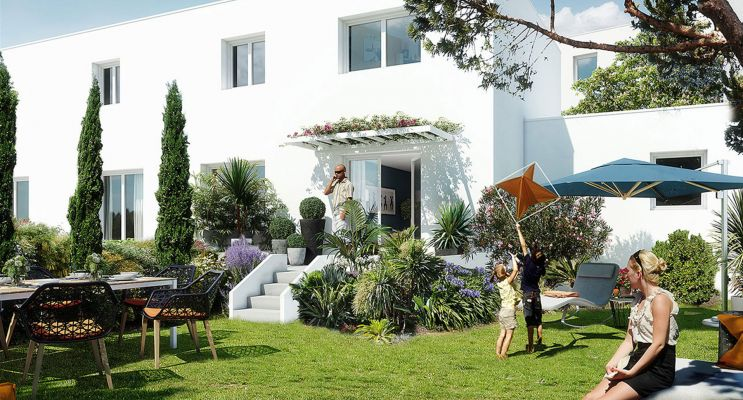 Photo du Résidence « La Dune » programme immobilier neuf à Sérignan