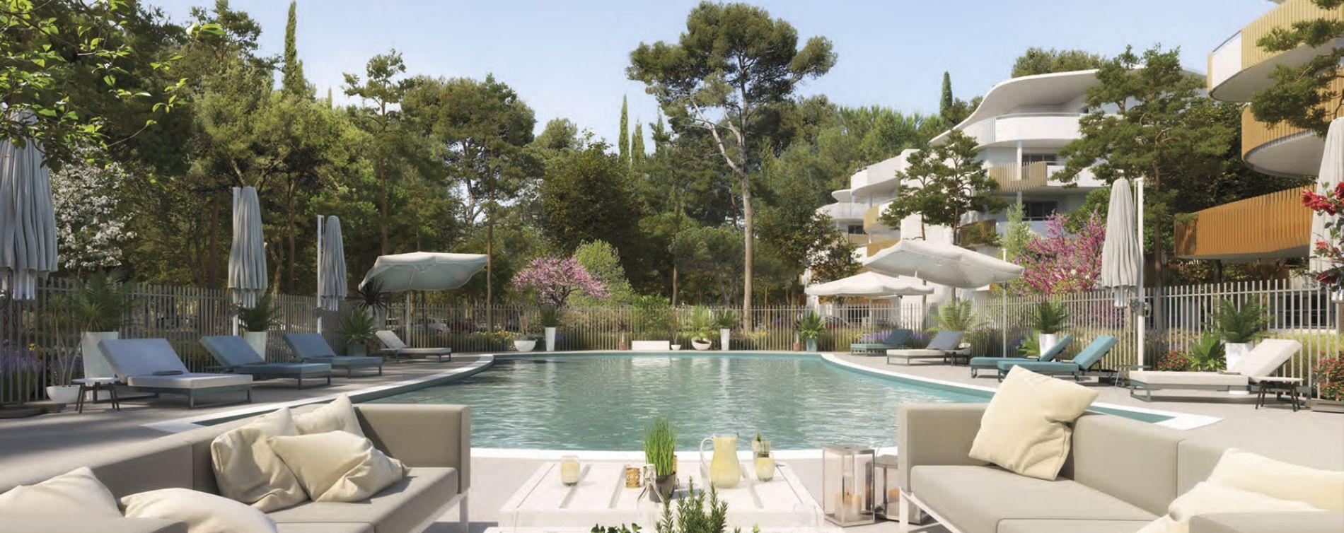 Sérignan : programme immobilier neuve « Le Parc des Cyclades - Tr 2 » en Loi Pinel (3)