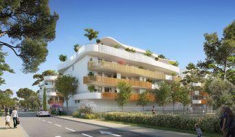 Photo du Résidence « Le Parc des Cyclades - Tr 2 » programme immobilier neuf en Loi Pinel à Sérignan