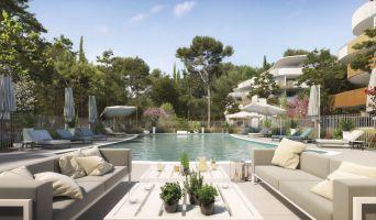 Sérignan programme immobilier neuve « Le Parc des Cyclades - Tr 2 » en Loi Pinel  (3)