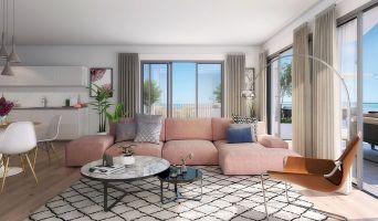 Sérignan programme immobilier neuve « Le Parc des Cyclades - Tr 2 » en Loi Pinel  (4)