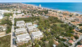Sérignan programme immobilier neuve « Le Parc des Cyclades - Tr 2 » en Loi Pinel  (5)