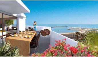 Programme immobilier neuf à Sète (34200)