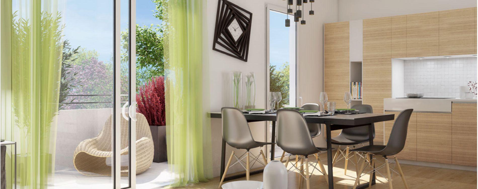 Sète : programme immobilier neuve « Les Lodges de Thau » en Loi Pinel (4)