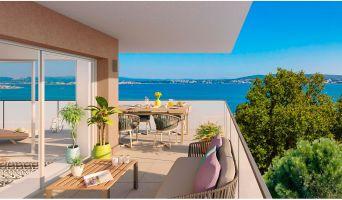 Photo du Résidence « Les Lodges de Thau » programme immobilier neuf en Loi Pinel à Sète