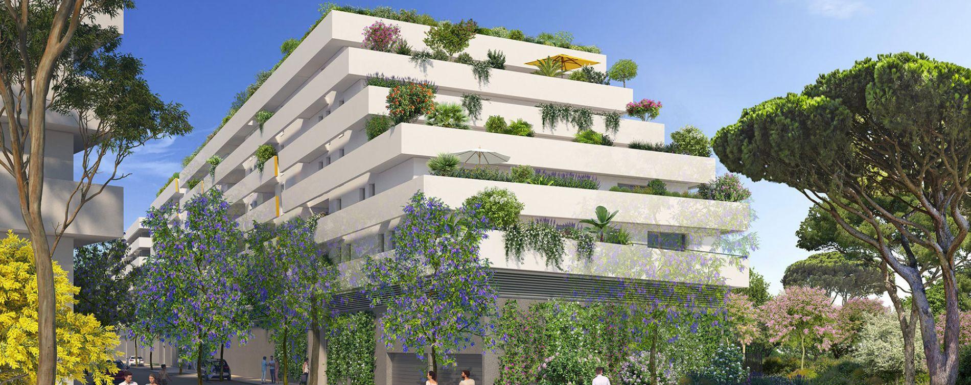 Sète : programme immobilier neuve « Móda » en Loi Pinel (2)