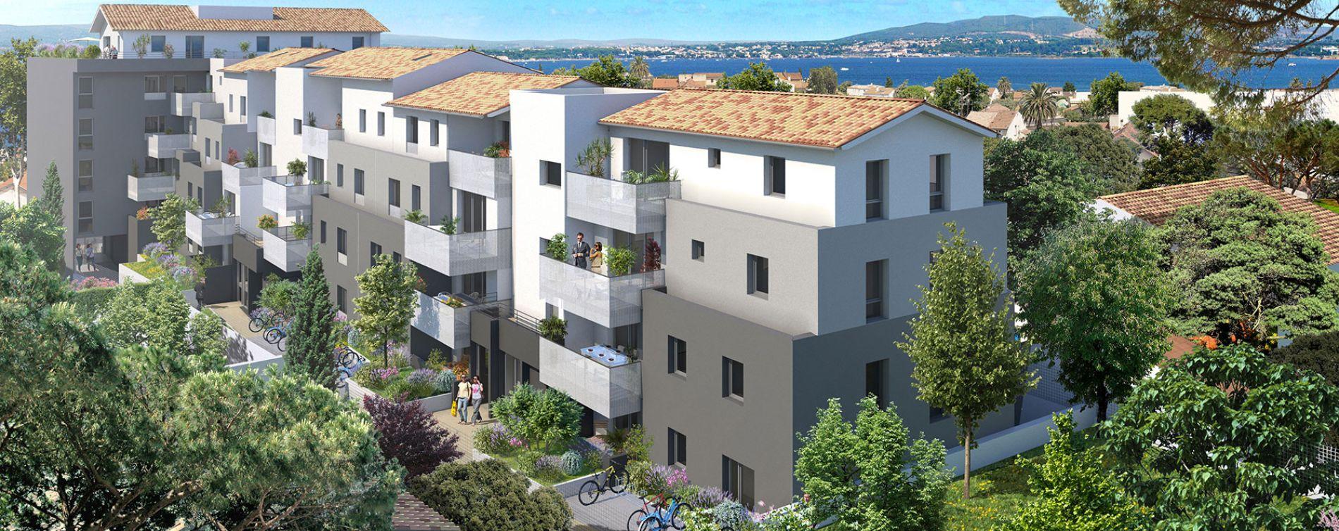 Sète : programme immobilier neuve « Villa Marquise » (2)